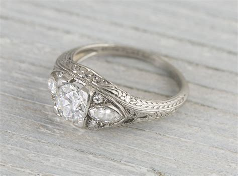 Engagement Ring Trends Through History