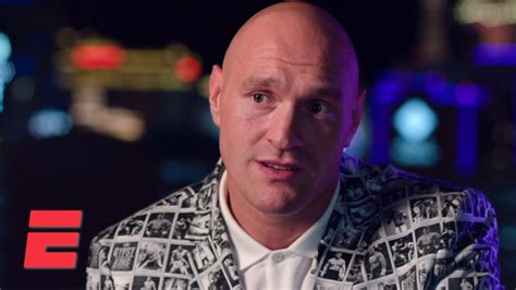 Tyson Fury opens up about his battle with depression ...