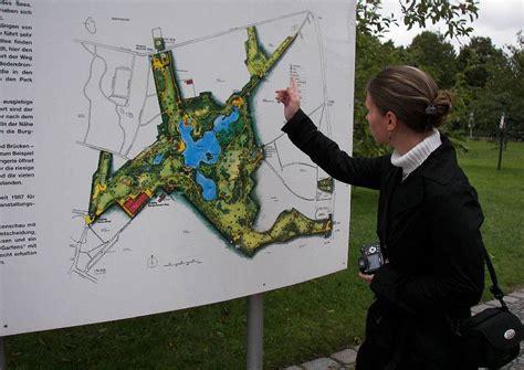 Britzer Garten Plan by Berlin Park In Britz Britzer Garten 01 Plan