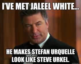 Steve Urkel Meme - i ve met jaleel white he makes stefan urquelle look like steve urkel alec baldwin quickmeme