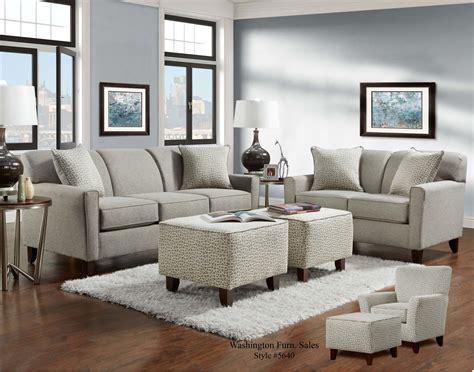 lucy slate sofa  loveseat fabric living room