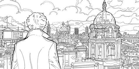 sherlock  mind palace  colouring downloads whsmith blog