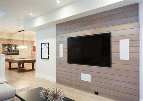 awesome shiplap accent wall ideas   home housely