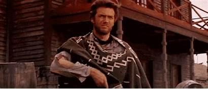 Bad Ugly Western Cowboy Clint Gifs Film