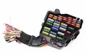 Dash Fuse Box Panel  U0026 Wiring Harness Pigtail 02-04 Audi A6 - 3 0