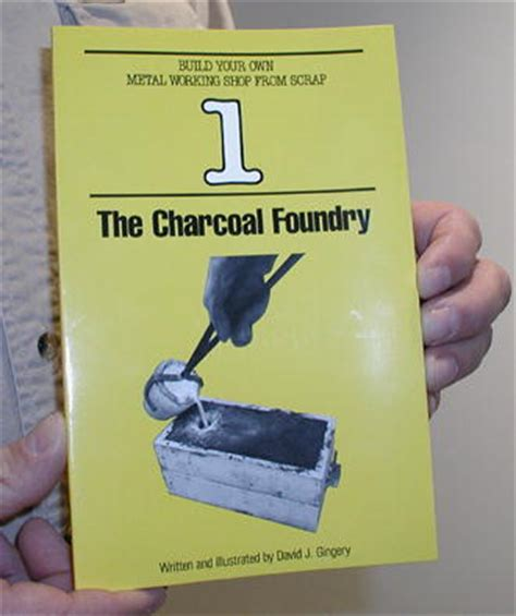 book   charcoal foundry  david gingery