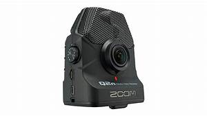 Unveiled  The New Zoom Q2n Handy Video Recorder For