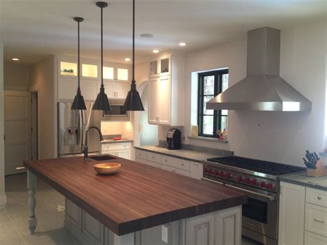 kitchen island with chopping block top large kitchen island with butcher block top and corner