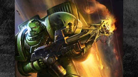 Support us by sharing the content, upvoting wallpapers on the page or sending your own. Salamanders Space Marine wallpaper   Salamanders ...