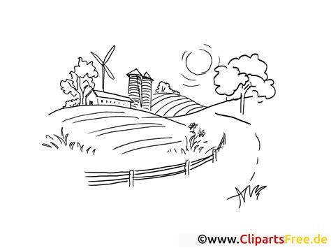 Ausmalbilder Zum Ausdrucken Zum Thema Bauernhof