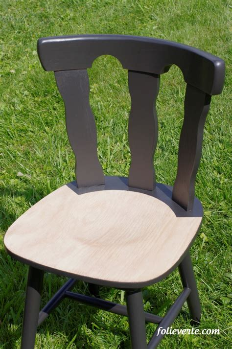 chaise en relooker des chaises en bois