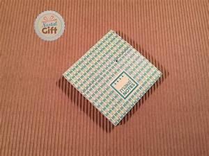 Bloc Papier Adhsif Rtro Annes 70 Vert D39eau