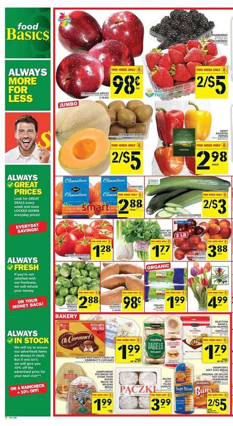 basics of cuisine food basics flyer february 23 to march 1 food basics flyer