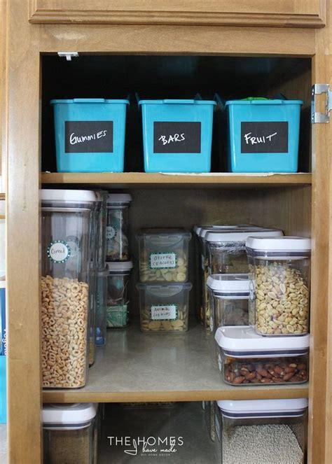 Organize This: Storage Solutions for a Skinny Pantry