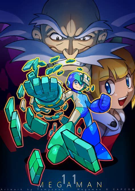 Lets Rock On Megaman 11 By Tomycase On Deviantart