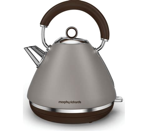 Morphy Richards Wasserkocher by Morphy Richards Accents 102102 Traditional Kettle Pebble