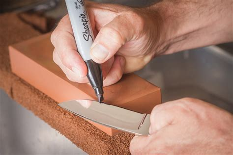 How To Sharpen A Knife While Minimizing Mistakes And