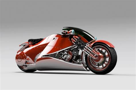 Please Tell Me This Is Not The Future Of Motorcycle Design