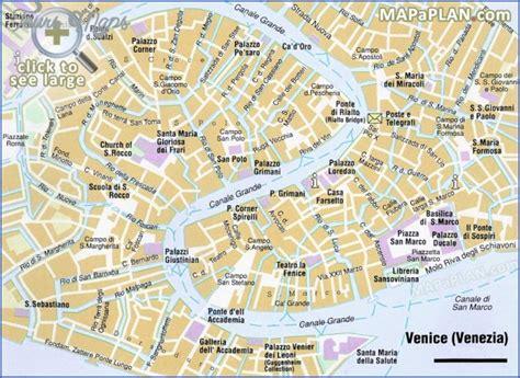 venice map tourist attractions toursmapscom