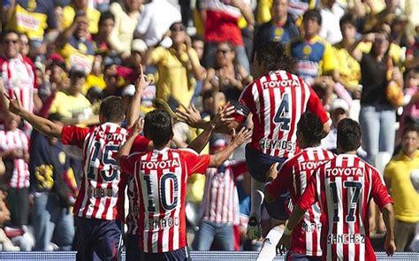 chivas de guadalajara  club america liga mx preview