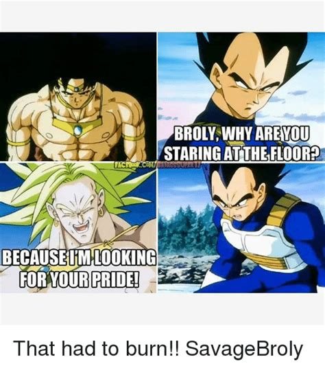 Broly Meme - broly meme 28 images memedroid images tagged as broly page 1 funny dragon ball memes 11