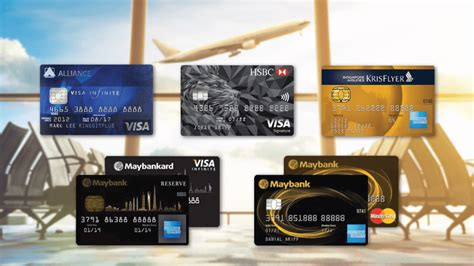 Airline miles credit cards can boost the miles you receive through your preferred airline's mileage program. Best Air Miles Credit Cards in Malaysia 2020 - Compare and Apply Online