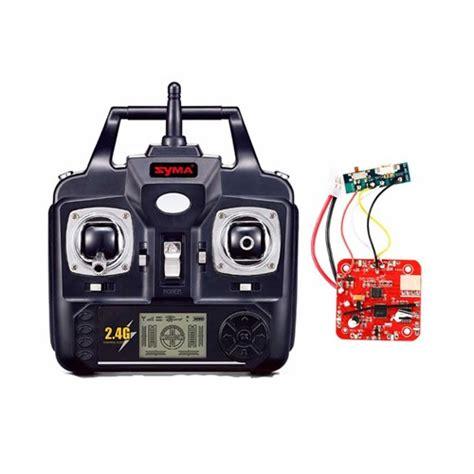 Syma Transmitter Remote Control Pcb Board Circuit