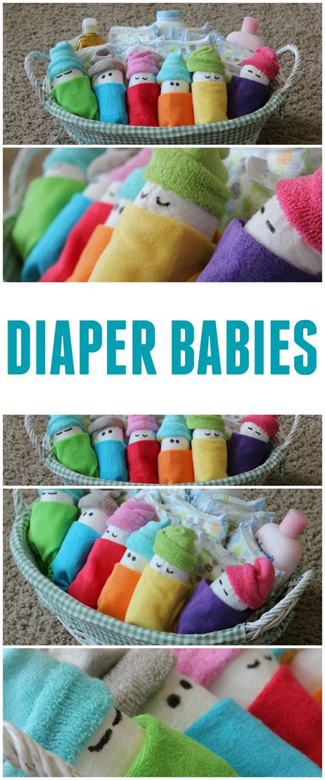 Baby Shower Gifts - how to make babies easy baby shower gift idea