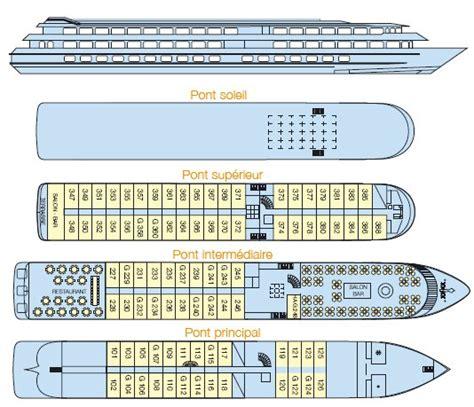 Ms Princess Deck Plan by Ms Vivaldi