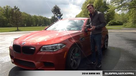 2014 Bmw M5 Reviews by Review 600hp 2014 Bmw M5
