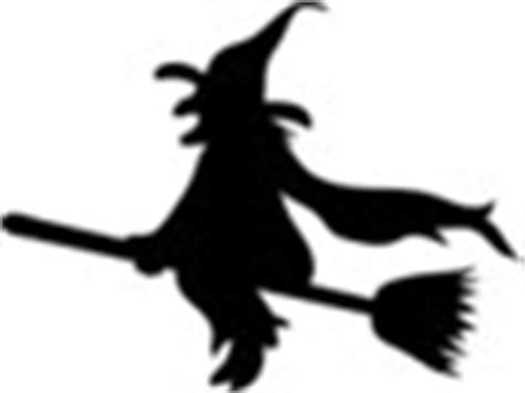 flying witch clip art illustrations clipart guide