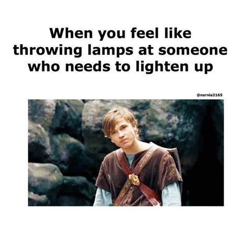 Narnia Memes - yep especially when they don t like narnia narnia pinterest narnia fandoms and fandom