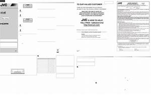 Jvc Home Theater System User Manual