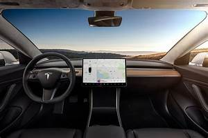 Here's our closest look at the Tesla Model 3 touchscreen yet - The Verge