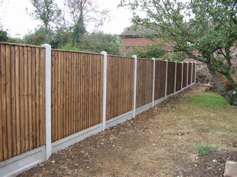 Garden Fence Panels Ideas