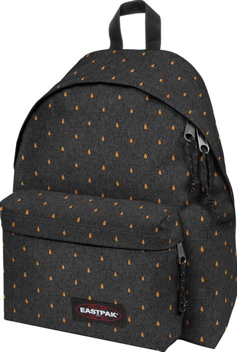 Eastpak Padded Pak R backpack grey orange