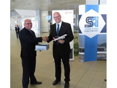 sofia dusseldorf flights launched again sofia airport swiss launches again direct flights between sofia and