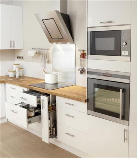 le bureau beauvais una cocina luminosa y actual los muebles blancos