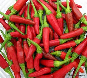 So, chilli peppers are good for your health are they ...