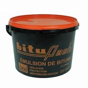 Isolation Liège Bitumé : bitume tanch it imperm abilisant ma onnerie bois ~ Premium-room.com Idées de Décoration