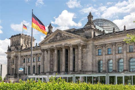 Reichstag Cupola Berlino Visita Al Reichstag E Alla Cupola Di Vetro Ci