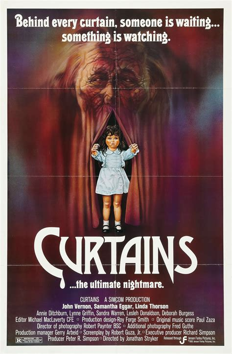 Blood Brothers Curtains (1983) 35