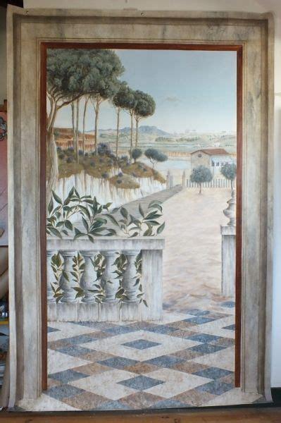 trompe l oeil mural grand format les 25 meilleures id 233 es concernant tableau trompe l oeil sur trompe l oeil