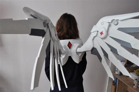 mercy wings replica  skins designedbydcom