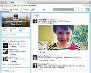 Twitter Rolling Out Refreshed Site To Match Design of its ...