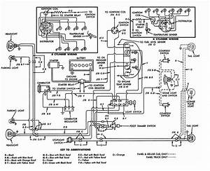 1966 Ford F100 Electrical Diagram