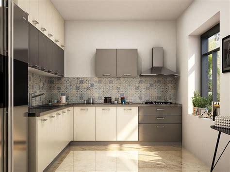 rivoli  shaped modular kitchen designs india homelane