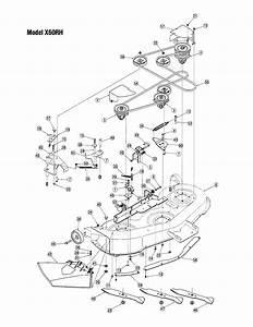 Toro Lx500 Drive Belt Diagram