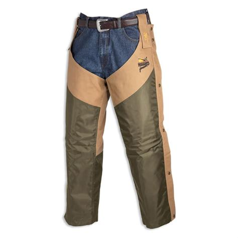 chaps blouses browning pheasants forever chaps 31 quot inseam 159493