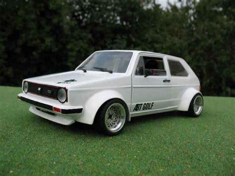 Volkswagen Golf 1 Gti Kit Abt Solido Modellauto 1 18
